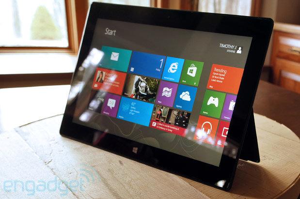 Prime impressioni su Microsoft Surface Pro