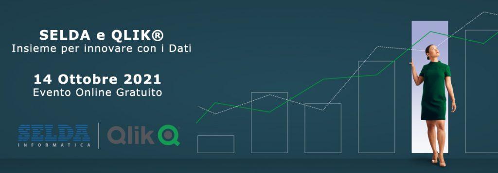 SELDA e Qlik: Insieme per innovare con i Dati