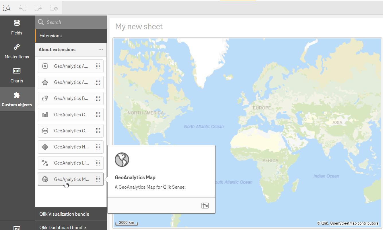 Prendi decisioni migliori legate alla localizzazione con Qlik Geoanalytics