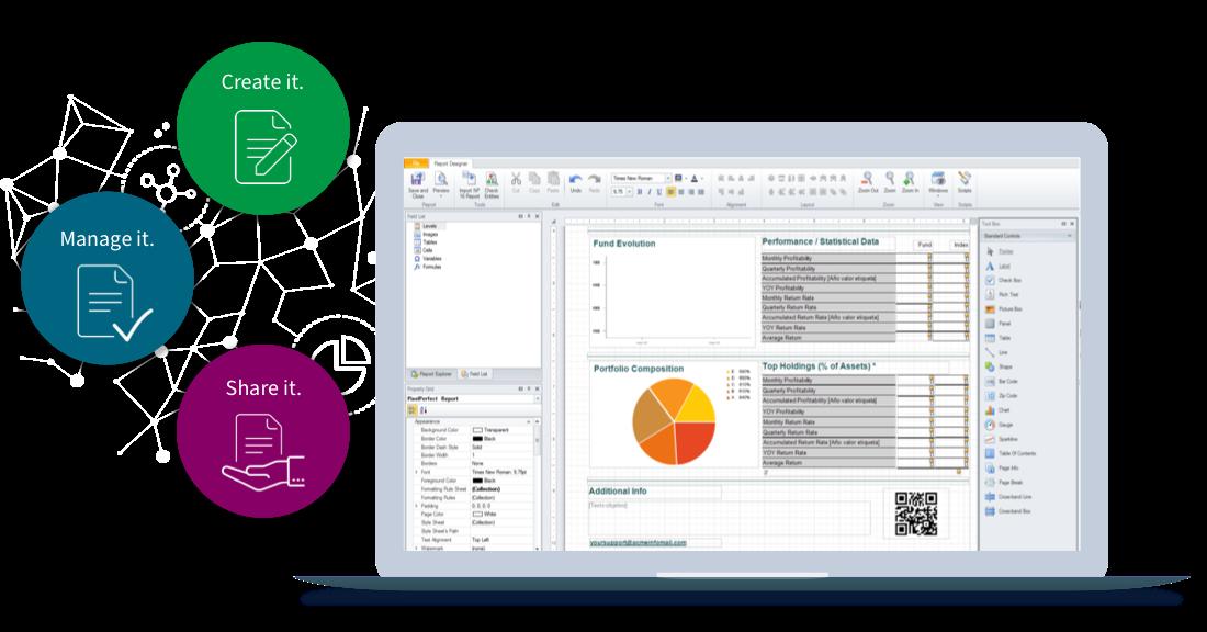Qlik Nprinting Software Reportistica Basata sui Dati