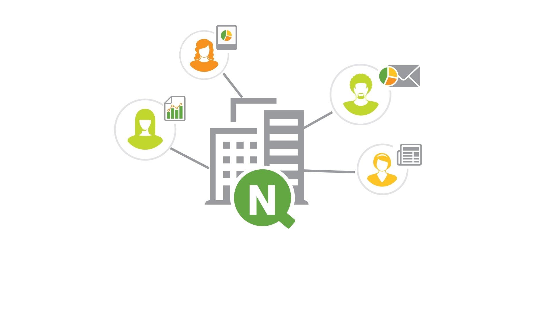Con Qlik NPrinting realizzi report accattivanti, in maniera molto intuitiva.