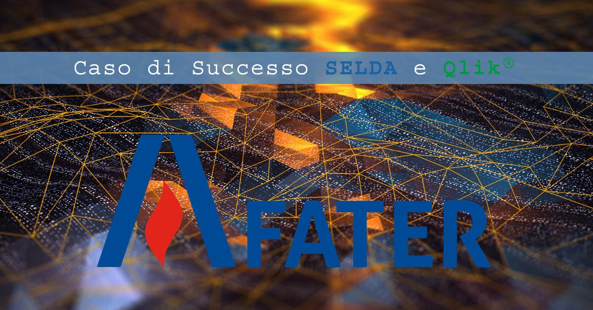Scopri come SELDA e Qlik hanno migliorato il Business di Fater SPA
