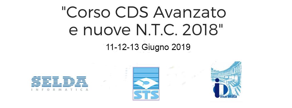 Aperte le Iscrizioni al Corso CDS Avanzato 2019