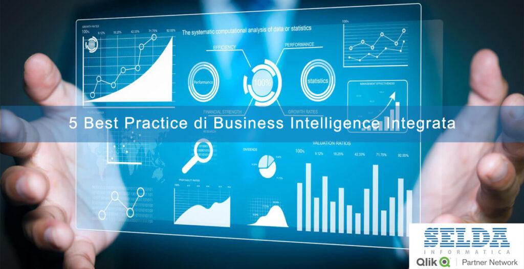 5 Best Practice di Business Intelligence Integrata