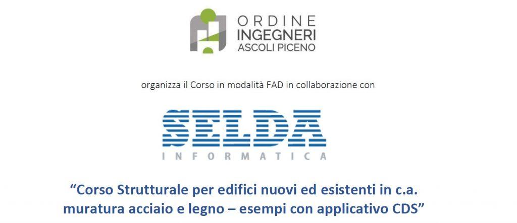 Nuovo corso strutturale CDS online per edifici nuovi ed esistenti in c.a. muratura acciaio e legno